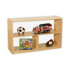"Natural Environment 30"" Versatile Shelf Storage Unit"