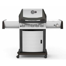 Ultra Chef Gas Grill on Cart