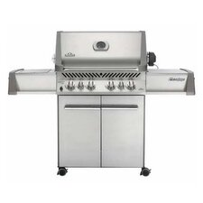 Prestige I P500RSIB Gas Grill with Rear and Side Infrared Burners