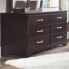 Signature 6 Drawer Dresser