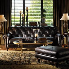 Regents Row Covington Leather Sofa