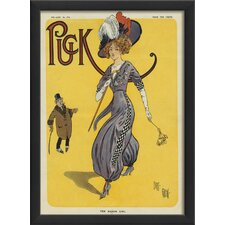 Puck The Harem Girl Wall Art