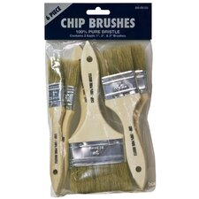Chip Brush (6 Piece)