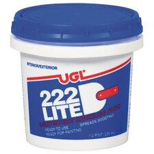 222 Lite Spackling Paste