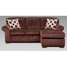 Worcester Queen Sleeper Sectional