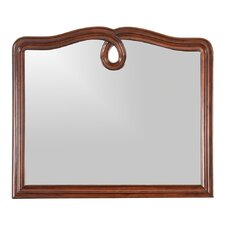 Classic Chic Accent Mirror