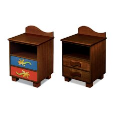Little Lizards 2 Drawer Nightstand