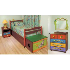 Little Lizard Twin Slat Bedroom Collection