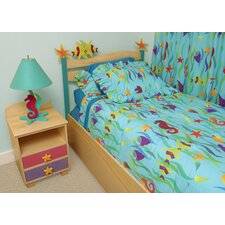 Tropical Seas 3 Piece Duvet Set