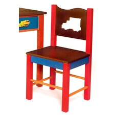 Boys Like Trucks Desk Chair