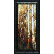 Birch Forest I Framed Art