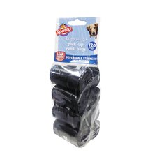 Refill Dog Bags (120 Pack)