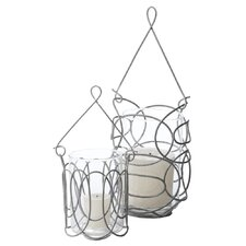 Hanging Wire Votive