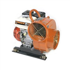 "4 HP 8"" Gas, Portable Ventilation Blower with 1561.6 CFM"