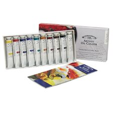 Artists' Oil Color Paint Set