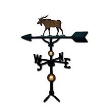Deluxe Moose Weathervane