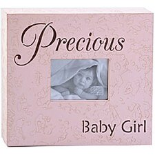 Precious Baby Girl Child Frame