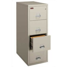 Four-Drawer Legal Protection Plus Safe-In-A-File