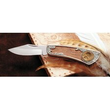 1909 First Year of Issue Lincoln Wheat Penny Pocket Knife
