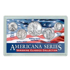 Americana Vanishing Classics Coin Display Case