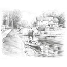 Sketchign Pencil By Numbers Advanced Riverside Sketching Pencil