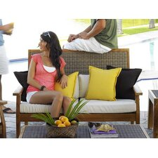Leeward Islands Loveseat with Cushions