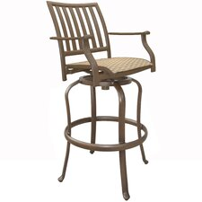 "Island Breeze Swivel 30"" Barstool"