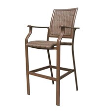 "Island Cove Stationary 30"" Barstool"