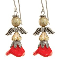 Gavreel Angel Sterling Silver Earrings