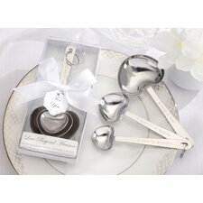 ''Love Beyond Measure'' Measuring Spoons