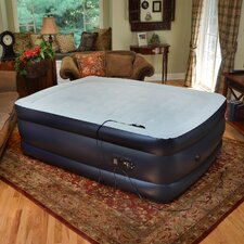 "Single Touch 12"" Air Bed with Single Touch Remote"