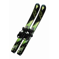 Kid's Beginner Snow Skis without Poles