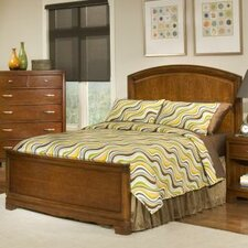 Newport Beach Panel Bed