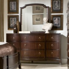 Laurel Heights 9 Drawer Dresser