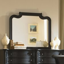 Glen Cove Scroll Top Dresser Mirror