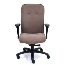 Mid-Back Karlsen Executive Chair with Arms