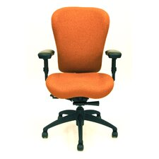 High-Back Eclipse Executive Chair with Arms