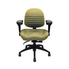 Low-Back Lifestyles Task Executive Chair with Arms