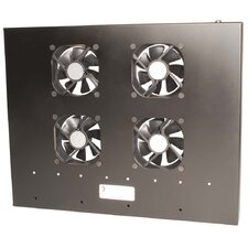 4 Fan Component Cooling System - Fully Loaded