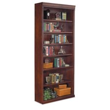 "Huntington Club 84"" H Seven Shelf Bookcase"
