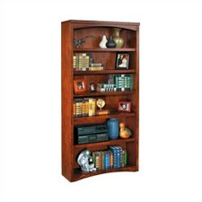 "Mission Pasadena 72"" H Open Bookcase"