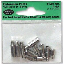 Extension Post (Set of 6)