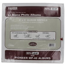 Memo Pocket Album Refill