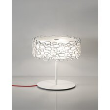 Glamour Three Light Table Lamp