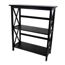 Montego 3 Tier Bookcase