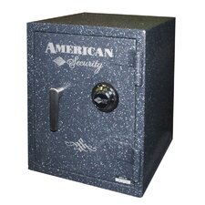 2 Hr Fireproof and Impact Dial Lock Security Safe
