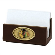 NHL Business Card Holder