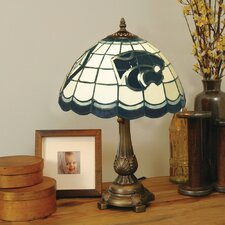 NCAA Tiffany Table Lamp