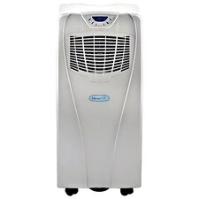 10,000 BTU Portable Air Conditioner with Remote