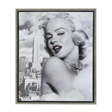 Marilyn and the Big Apple Wall Art